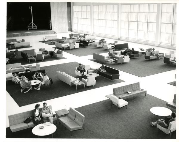 Ackerman Grand Ballroom ca. 1960s