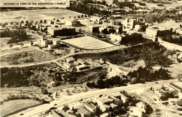 """Historical View of the Westwood Campus"", ca. 1930's"