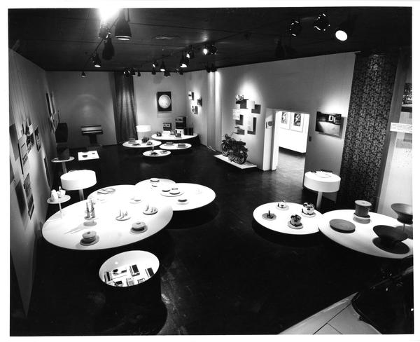 View of the Industrial Design from Japan Exhibit, 1964
