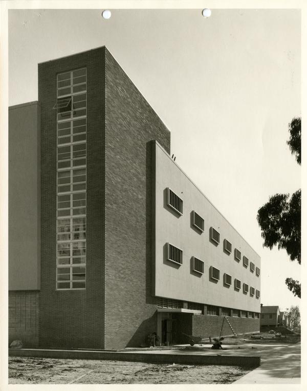 Engineering unit A, 1949
