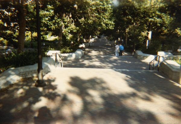 Bruin Walk, 1987