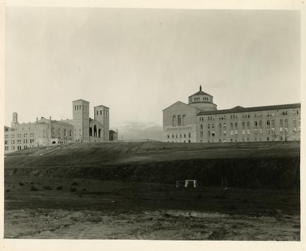 UCLA campus view, ca. 1926