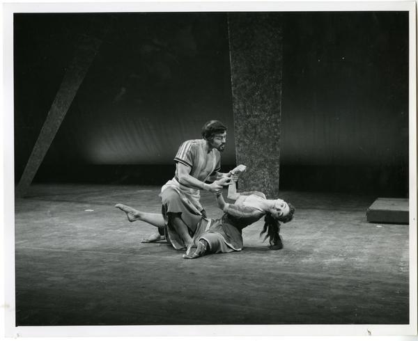Scene of Theseus and Ariadne, 1959