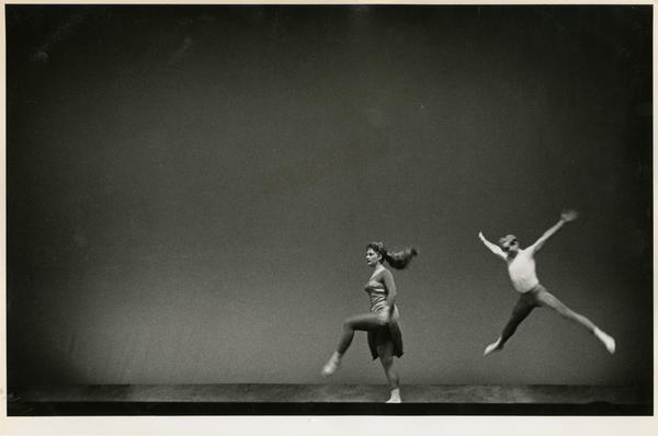 Dancers in Polarity, April 26, 1963