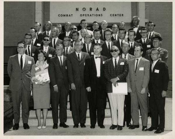 Participants in the Defense Science Seminar, August 1964