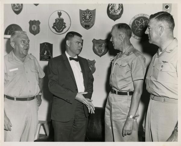 Defense Science Seminar at the Defense Atomic Support Agency, ca. 1965