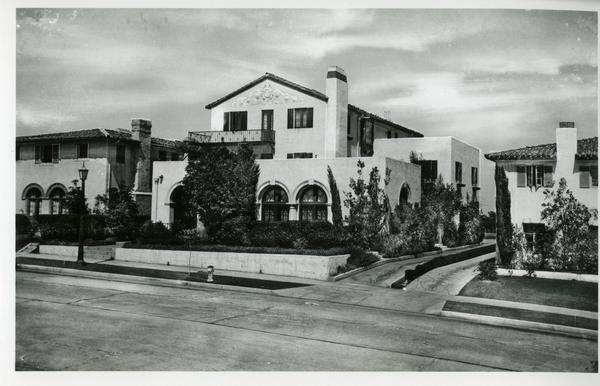 Delta Gamma Sorority house