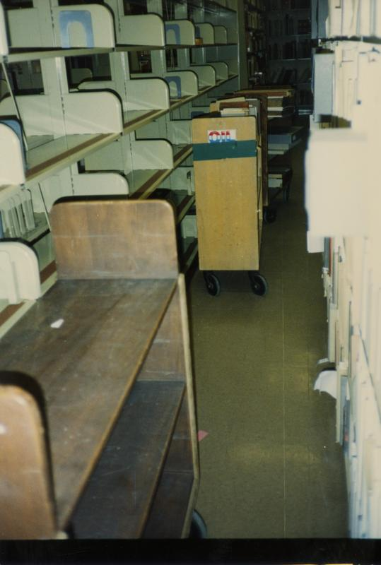 Damage from the Northridge earthquake, January 1994