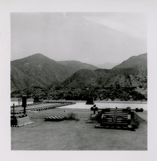 View of Engineering launching site