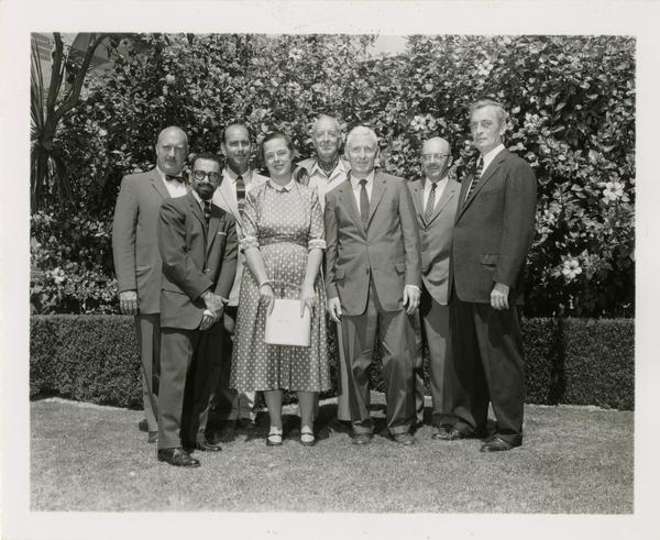 Group photo of the Folklore Studies staff