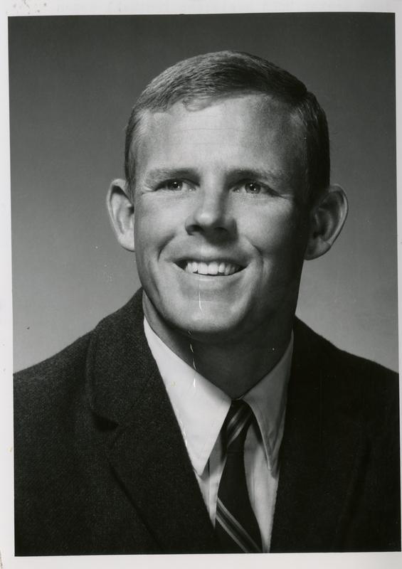 UCLA assistant football coach John Becker
