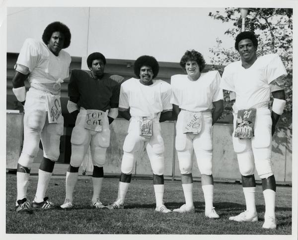 UCLA football players