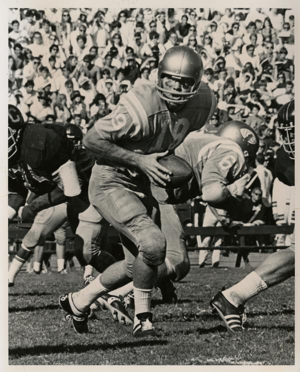 UCLA quarterback Dennis Dummit in a game
