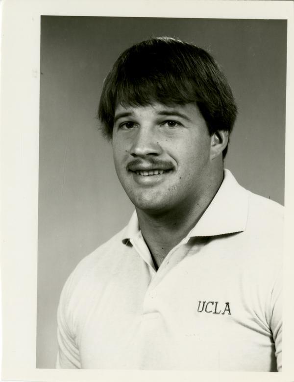 UCLA football player Blake Wingle