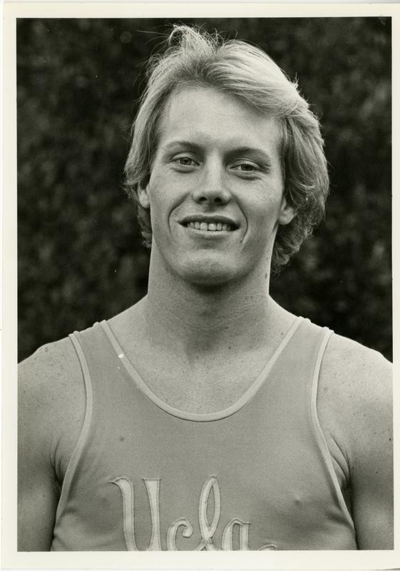 Lewis Anerill, UCLA gymnast