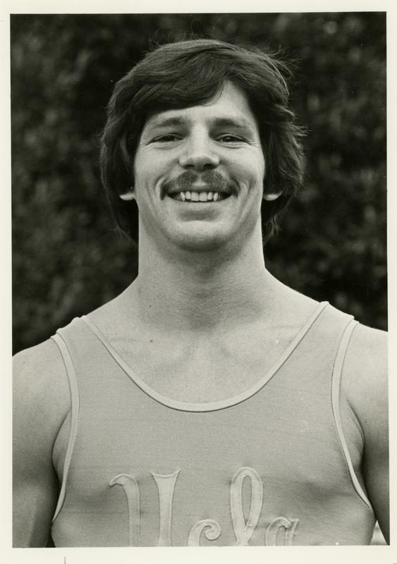 UCLA gymnast Bret Yaple