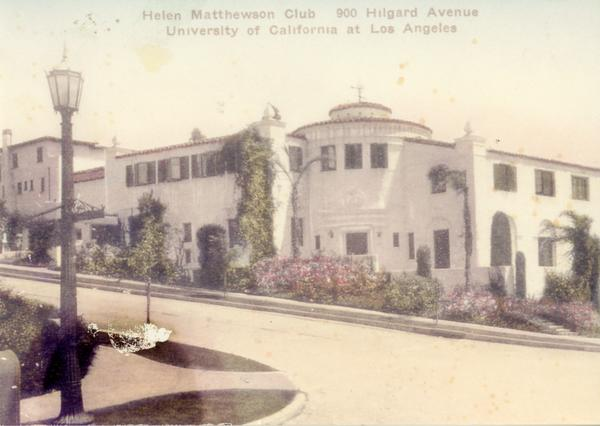 View of Helen Matthewson Club