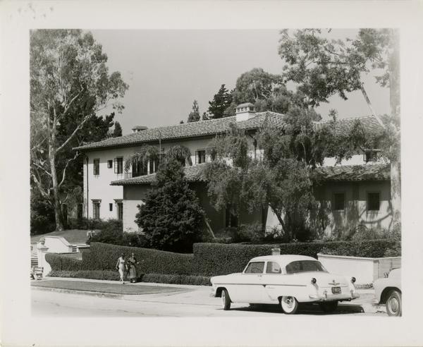 View of Mira Hershey Hall