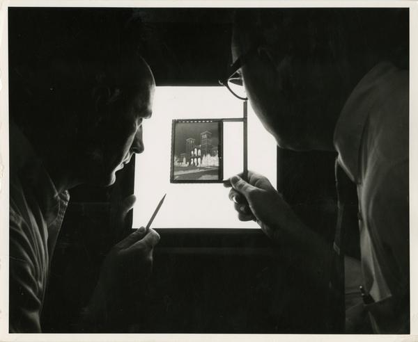 Journalism photo class, ca. 1960