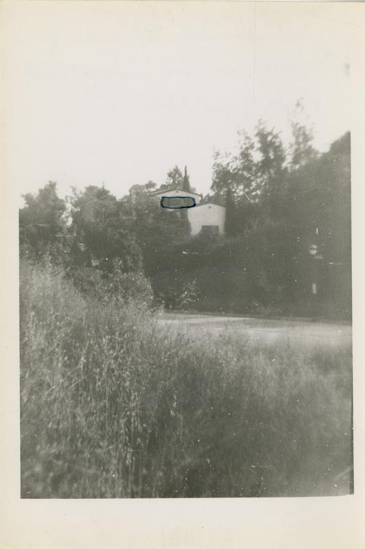 View of Kappa Sigma house, 1943