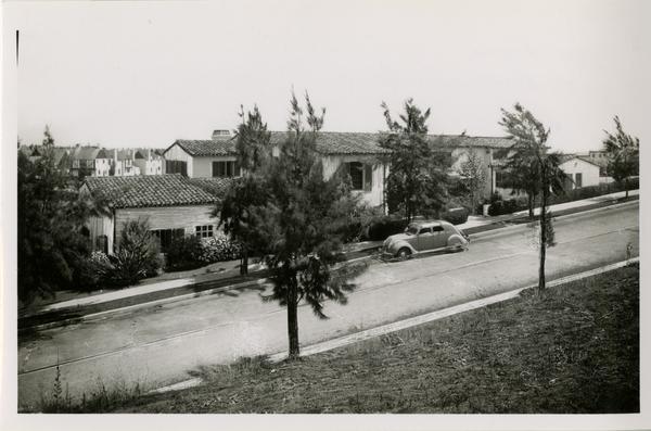 View of Kappa Sigma house
