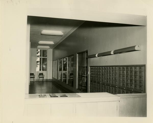 Library Special Collections, July 1950