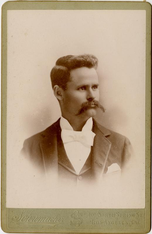 Portrait of Richard N. Bird, 1894