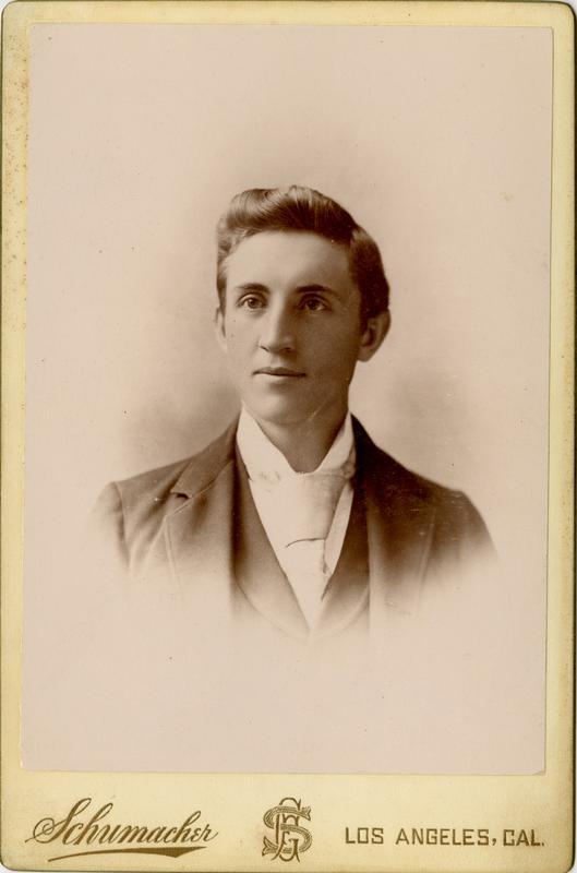 Portrait of George D. Abrams, 1894