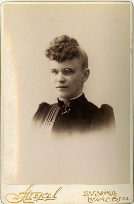 Portrait of Susan F. Kohlmeier, 1891