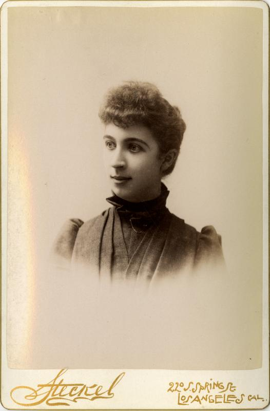 Portrait of Rachel H. Jamison, 1891