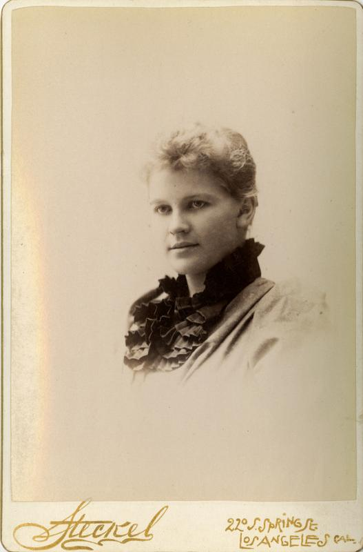 Portrait of Lena Polhammer, 1891