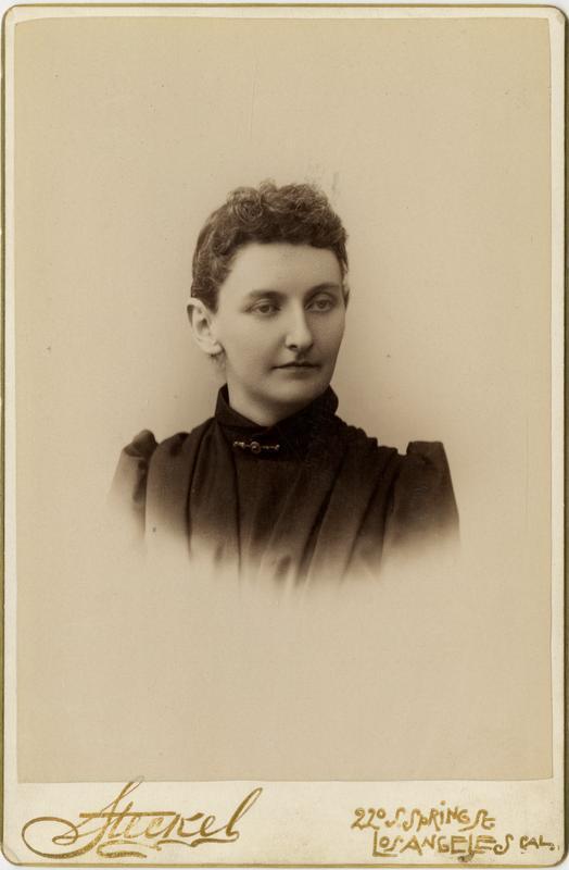 Portrait of Luella Palmer, 1891