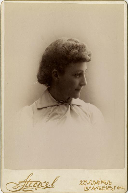 Portrait of Louise Davis, 1891
