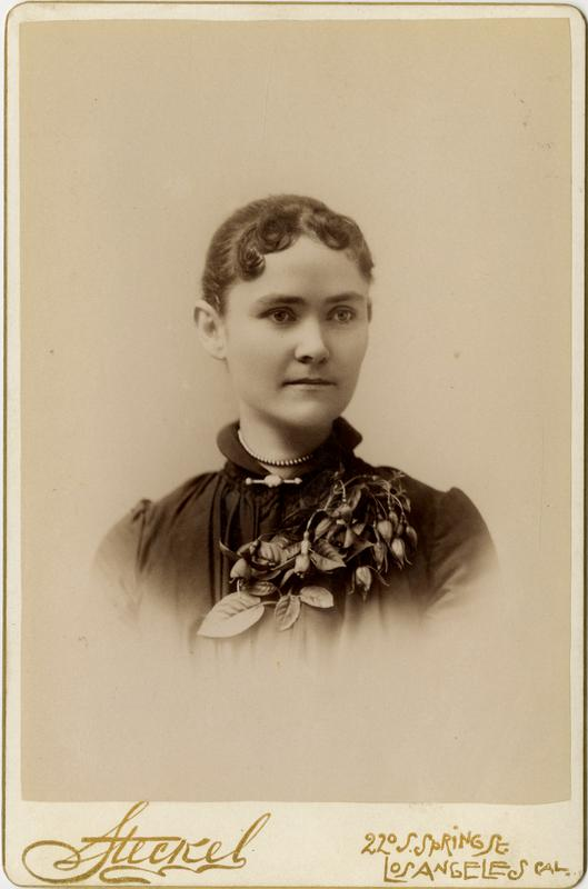 Portrait of Sarah A. Kelsey, 1891
