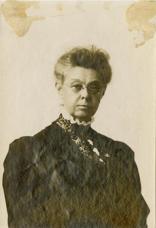Portrait of faculty member