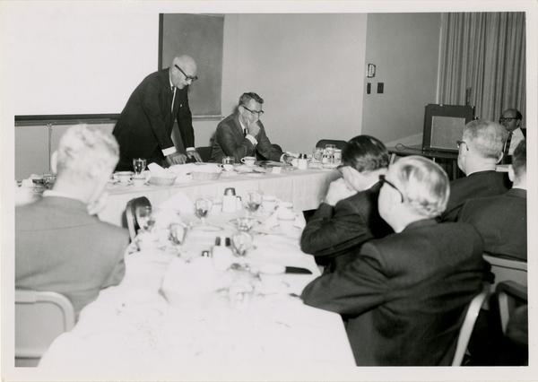 Manuscript Society meeting, November 9, 1965