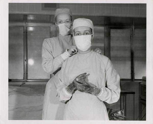 Dressing for medical procedure