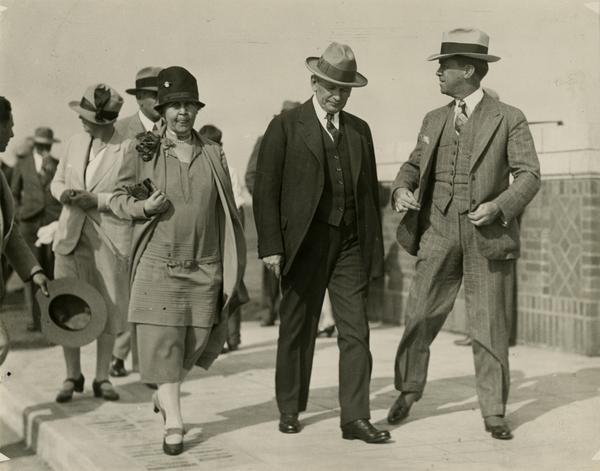 UCLA Opening Ceremony, October 22, 1927