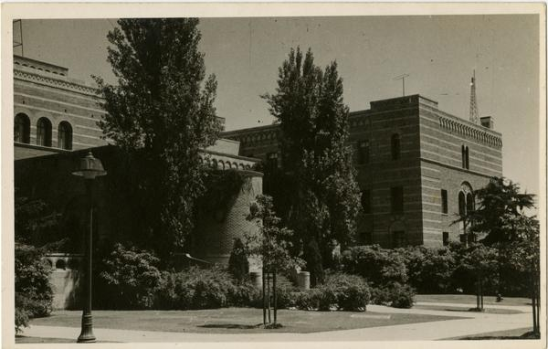 View of Kinsey Hall, ca. 1942