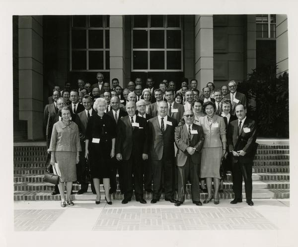 Attendees of School of Public Health conference, ca. 1959