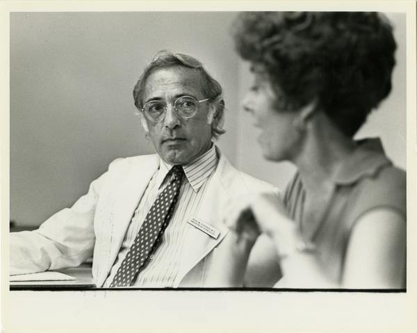 Photo of Dr. Irvin M. Cushner, OBGYN