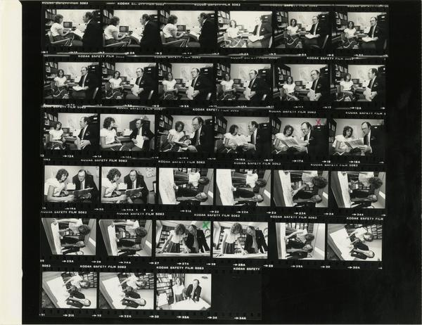 Contact sheet for School of Public Health