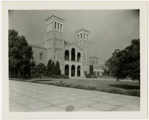 View of Royce Hall