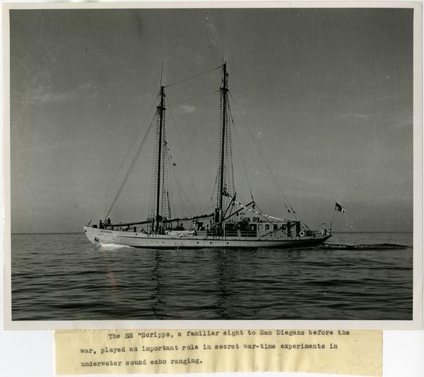 SS Scripps, ca. 1944