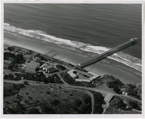 Aerial view of Scripps Research Institute