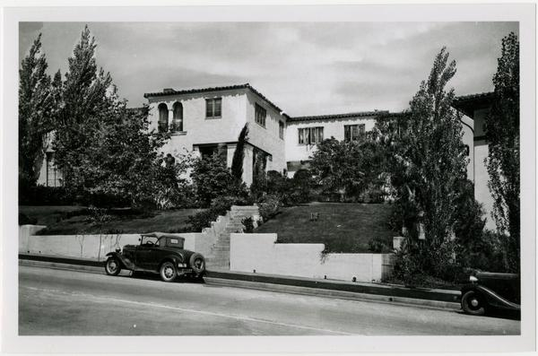 UCLA Sigma Kappa Sorority house
