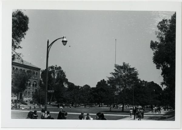 Student activism, May 16, 1969