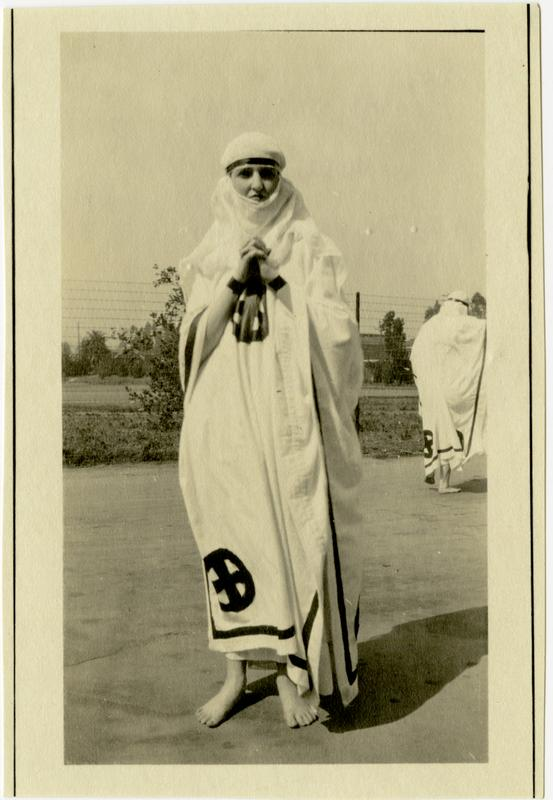 From Pageant in the Sun at Vermont campus, ca. 1926