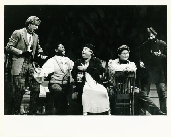 1985 Production of Puccini's La Boheme in Royce Hall by the UCLA Opera Workshop and University Symphony Orchestra