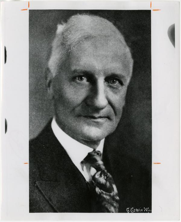Portraity of G. Edwin W.